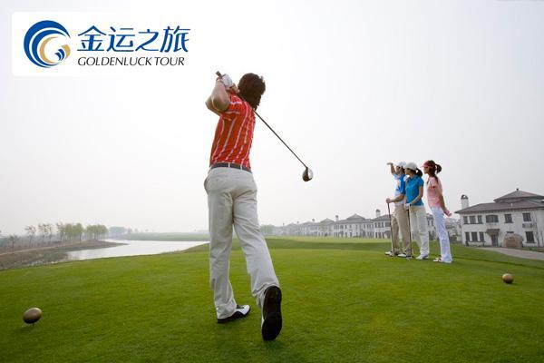 《果岭荣耀・Golf 芭提雅》4人成行三场高尔夫6日挥杆竞技度假游【体验201017年LPGA主办场地】