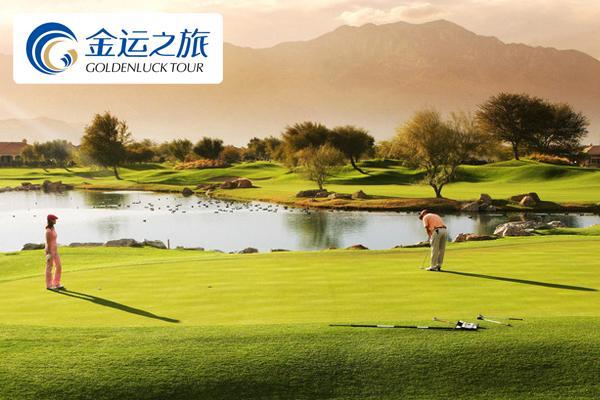 《果岭荣耀・Golf 曼谷》4人成行三场高尔夫6日挥杆竞技度假游【亚巡赛+Johnnie Walker精英赛比赛场地】