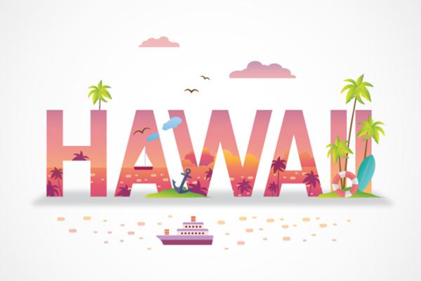 【夏威夷10日自由行】7晚连住Waikiki海滩酒店.【假日、希尔顿逸林、希尔顿度假村】酒店任选、送【珍珠港+市区游览+接送机】、国航直飞.沈阳可联运