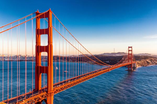 <错峰享乐惠>【美国西海岸经典四城12日】旧金山市内游览+洛杉矶好莱坞之旅+圣地亚哥老城+拉斯维加斯、当地品牌酒店住宿、赠送西部小镇风情体验+巴斯通奥莱血拼