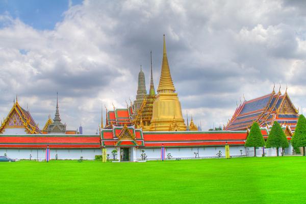 《精彩三国》泰国曼谷大皇宫・芭提雅金沙岛・新加坡鱼尾狮・马来西亚云顶高原10日尊享之旅