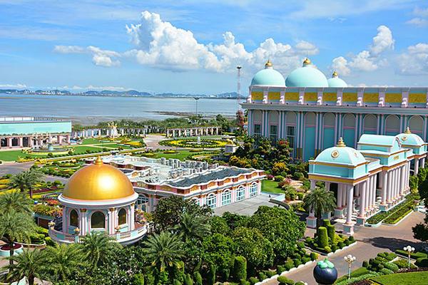 【轻奢时光】直飞曼谷、海边夕阳餐厅&泰餐制作、芭提雅特色表演、一天自由活动、三晚国际五星泳池酒店 7日尊贵之旅