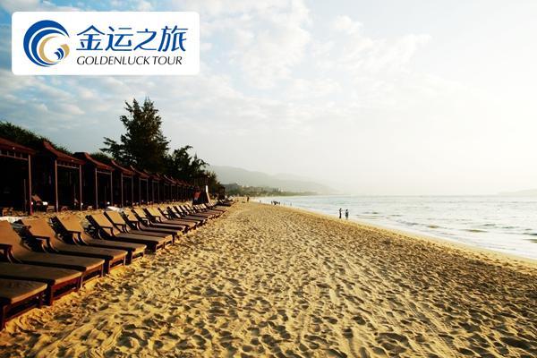 亚龙湾沙滩