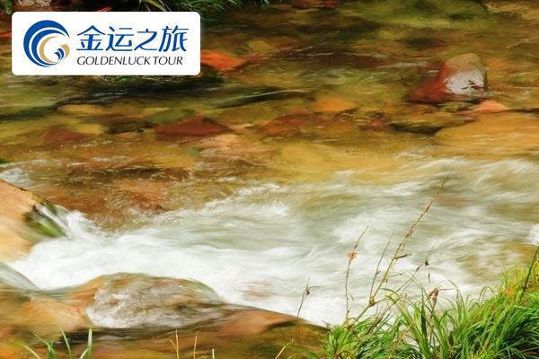 金鞭溪风景区