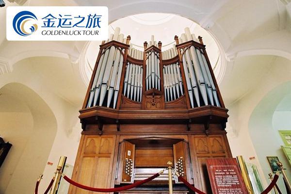 鼓浪屿风琴博物馆