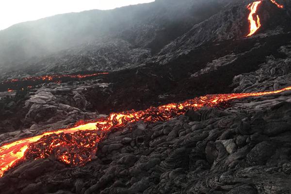 夏威夷火山島