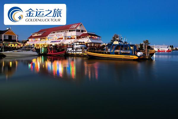 温哥华渔人码头