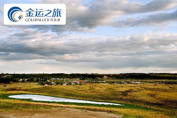 呼伦贝尔大草原骑马、海拉尔、满洲里经典6日跟团游(哈尔滨起止)