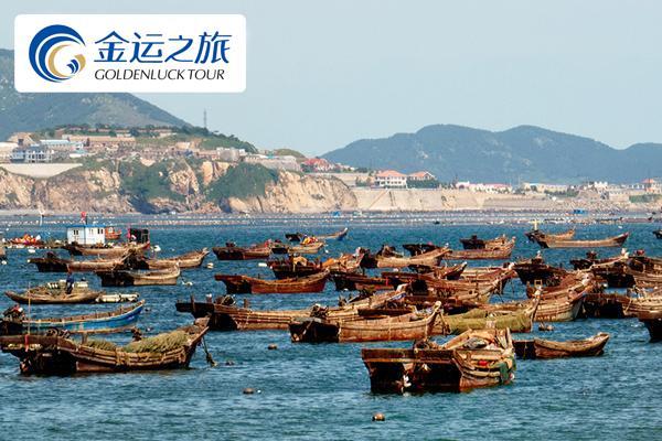 大连黄金海岸(海滨)+老虎滩海洋公园2日游