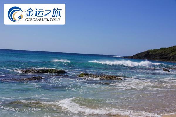 最美海滨浴场营口白沙湾2日游
