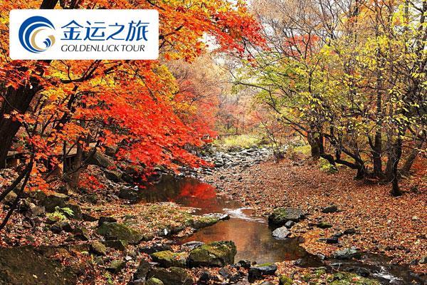 丹东蒲石河一日游