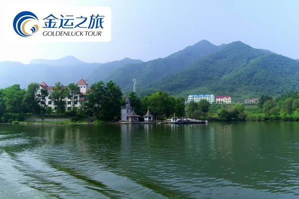 本溪关山湖1日游