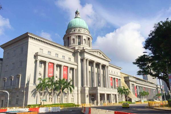 新加坡旧国会大厦