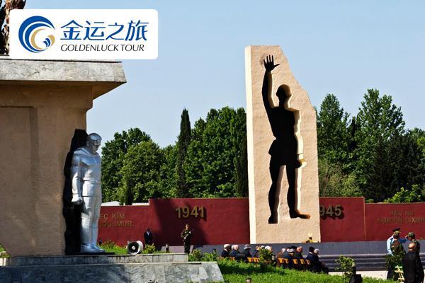 二战胜利广场