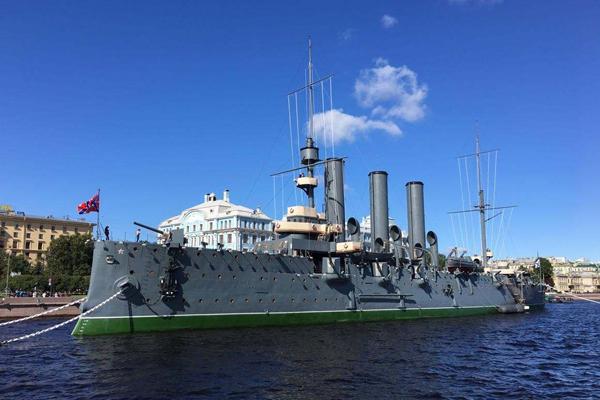 阿芙乐尔号巡洋舰