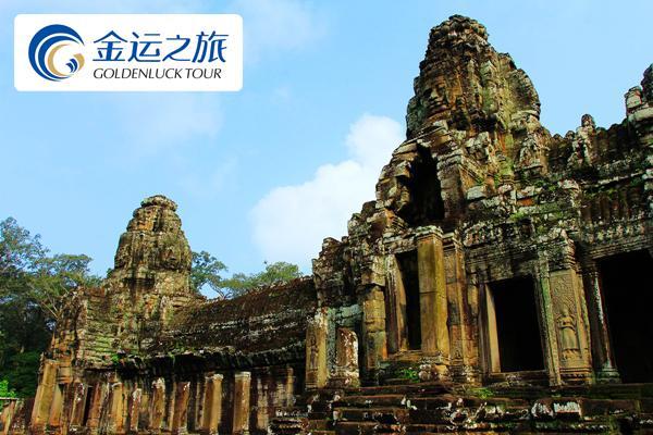 【岁月不老・柬行渐美】柬埔寨 吴哥 金边 6日时光常青之旅