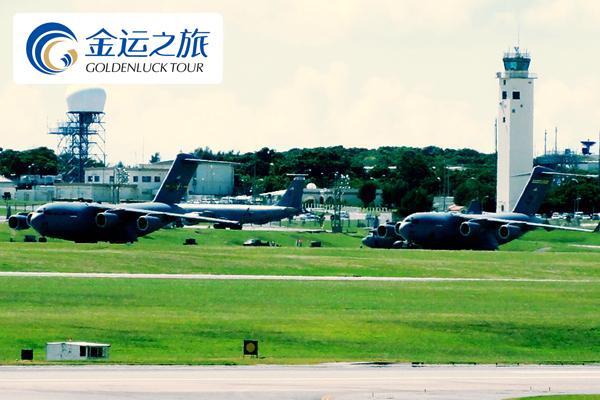 嘉手纳美军空军基地