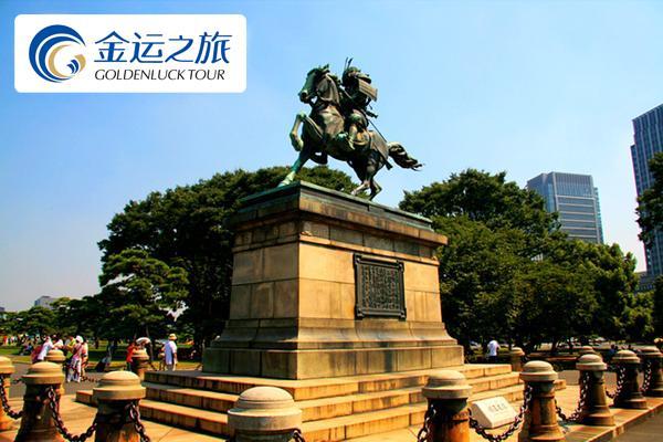 【良品日本.本州全景5+1】升级双温泉.东京一日独享时光